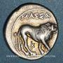 Coins Marseille (200-150 av. J-C) Drachme