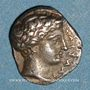 Coins Marseille (425-400 av. J-C). Obole à la légende MASALI