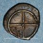 Coins Marseille (425-400 av. J-C). Obole à la légende MASSALI