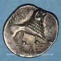 Coins Marseille (90-50 av. J-C). Drachme