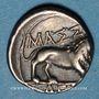 Coins Marseille. Drachme, 90-50 av. J-C
