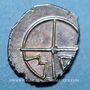 Coins Marseille. Obole à l'Apollon avec favoris, 310-250 av J-C