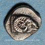 Coins Marseille. Obole phocaïque à la tête de bélier, 500-470 av. J-C