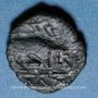 Coins Marseille. Très petit bronze au taureau, 150-100 av. J-C