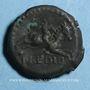 Coins Médiomatrices. Région de Metz. Bronze, classe I, vers 60-25 av. J-C
