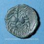 Coins Meldes. Région de Meaux - Epenos. Bronze, vers 60-40 av. J-C