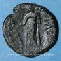 Coins Nemausus. Nîmes. Bronze, vers 60-40 av. J-C