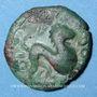 Coins Nerviens. Région de Bavay. Vercio. Bronze, vers 60-30/25 av. J-C