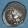 Coins Rémi. Région de Reims. Atevla-Vlatos. Quinaire classe II, vers 60-30 av. J-C