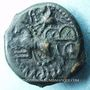Coins Rémi. Région de Reims. Bronze, vers 60-30/25 av. J-C