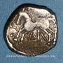 Coins Séquanes. Q. Doci Sam F. Quinaire d'argent. Imitation ?
