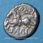 Coins Séquanes, Q. Doci Sam F. Quinaire d'argent