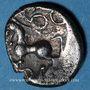 Coins Séquanes, Q. Doci Sam F.Quinaire d'argent
