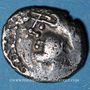Coins Séquanes. Région de Besaçon. Q. Doci Sam F. Quinaire d'argent, vers 80-50 av. J-C