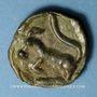 Coins Séquanes (région de Besançon) (fin du 2e siècle et 1er tiers du 1er siècle av. J-C). Potin