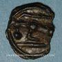 Coins Séquanes. Région de Besançon. Potin, fin du 2e siècle et 1er tiers du 1er siècle av. J-C