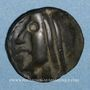 Coins Séquanes. Région de Besançon. Potin, fin du 2e siècle et 1er tiers du 1er siècle av. J-C.