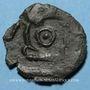Coins Séquanes (région de Besançon) - Togirix (2e tiers du 1er siècle av. J-C), bronze, Mandeure (?)