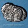 Coins Séquanes (région de Besançon) - Togirix (2e tiers du 1er siècle av. J-C), denier