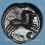 Coins Séquanes (région de Besançon) - Togirix (2e tiers du 1er siècle av. J-C), potin