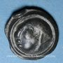 Coins Séquanes (région de Besançon) - Togirix (2e tiers du 1er siècle av. J-C). Potin