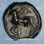 Coins Séquanes. Région de Besançon. Togirix (2e tiers du 1er siècle av. J-C). Potin