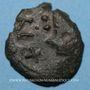 Coins Séquanes. Région de Besançon - Togirix. Bronze, vers 80-50 av. J-C. Mandeure (?)