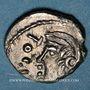 Coins Séquanes. Région de Besançon - Togirix. Denier, vers 80-50 av. J-C