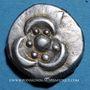 Coins Sotiates. Région de Sos. Drachme à la fleur, 1er siècle av. J-C