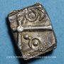 Coins Sotiates. Région de Sos. Drachme à la tête bouclée, 1er siècle av. J-C