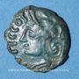 Coins Véliocasses. Région de Rouen - Suticcos. Bronze, vers 60-30/25 av. J-C