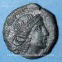 Coins Volques Arécomices. Région de Nîmes - Arec. Bronze, 1er siècle av. J-C