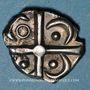 Coins Volques Arécomices. Région de Nîmes. Drachme à la tête négroïde, Vers 125-50 av. J-C