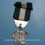 Coins Médaille d'Honneur Départementale et Communale. Médaille d'argent (1945-1987). Bronze argenté
