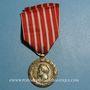 Coins Médaille de la Campagne d'Italie (1859). 2e modèle ou modèle d'ordonnance, en argent doré