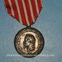 Coins Médaille de la Campagne d'Italie (1859). 2e modèle ou modèle d'ordonnance