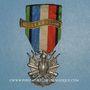 Coins Médaille des vétérans de 1870-1871. 2e modèle