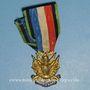 Coins Médaille des vétérans de 1870-1871. 3e modèle. Sans agraffe