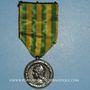 Coins Médaille du Tonkin (1885). Modèle Terre