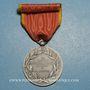 Coins Médaille du Travail de la Société Industrielle de l'Est. Argent (poinçon argent 1er titre)