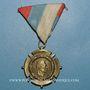 Coins Yougoslavie. Médaille commémorative de Serbie 1914-1918. Bronze