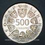 Coins Autriche. 500 schilling 1985. 400e anniversaire de l'Université de Groz - Archiduc Charles
