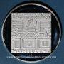 Coins Autriche. République. 100 schilling 1977. 900e anniversaire de la forteresse de Salzbourg