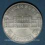 Coins Autriche. République. 25 schilling 1971. 200e anniversaire de la bourse de Vienne