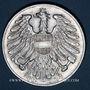 Coins Autriche. République. 5 schilling 1952