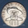 Coins Autriche. République. 50 schilling 1959. Andréas Hofer