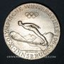 Coins Autriche. République. 50 schilling 1964. 9e Jeux Olympiques à Innsbruck