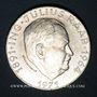 Coins Autriche. République. 50 schilling 1971. Julius Raab