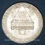 Coins Autriche. République. 50 schilling 1973. 500e anniversaire de la maison Bummerlhaus à Steyr