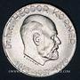 Coins Autriche. République. 50 schilling 1973. Théodore Körner